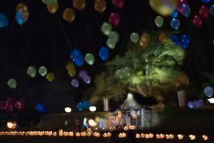 風船 祭りの写真素材 [FYI03388395]