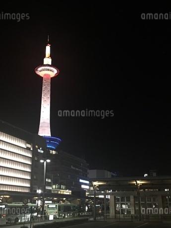夜景の写真素材 [FYI03389031]