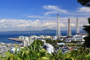 東京湾の写真素材 [FYI03389239]