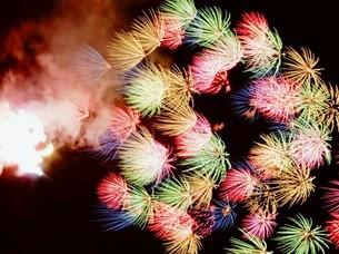 花火の写真素材 [FYI03389777]