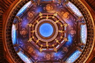 中国 無錫 霊山梵宮の写真素材 [FYI03389862]