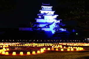 日本 福島県 会津若松市の写真素材 [FYI03389868]
