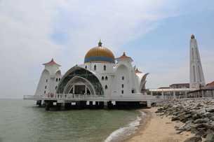 マラッカ マレーシア Melaka Melakaの写真素材 [FYI03389890]