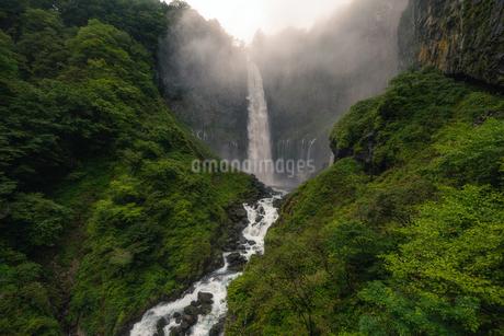 華厳の滝 日本 栃木県 日光市の写真素材 [FYI03389937]