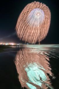 大洗海岸 日本 茨城県 大洗町の写真素材 [FYI03389938]