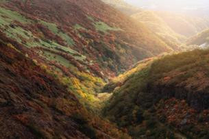 那須岳 日本 栃木県 那須町の写真素材 [FYI03389989]
