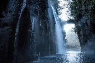 高千穂峡 の写真素材 [FYI03390015]