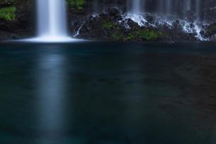 白糸の滝 日本 静岡県 富士宮市の写真素材 [FYI03390028]