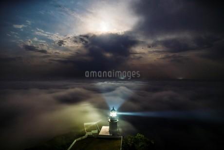 地球岬 日本 北海道 室蘭市の写真素材 [FYI03390157]