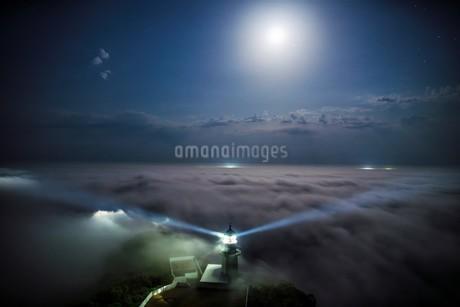 地球岬 日本 北海道 室蘭市の写真素材 [FYI03390159]