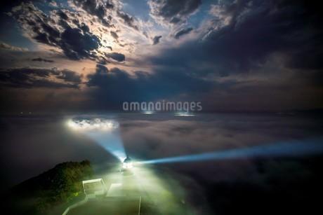 地球岬 日本 北海道 室蘭市の写真素材 [FYI03390161]