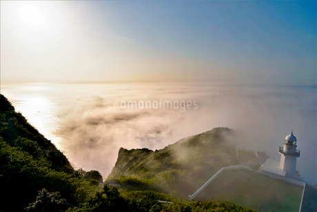 地球岬 日本 北海道 室蘭市の写真素材 [FYI03390162]