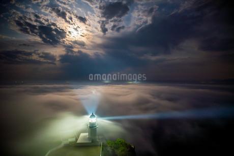 地球岬展望台 日本 北海道 室蘭市の写真素材 [FYI03390164]