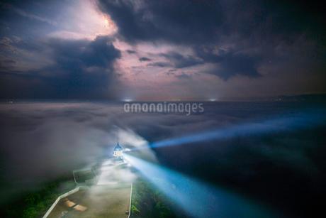 地球岬 日本 北海道 室蘭市の写真素材 [FYI03390171]