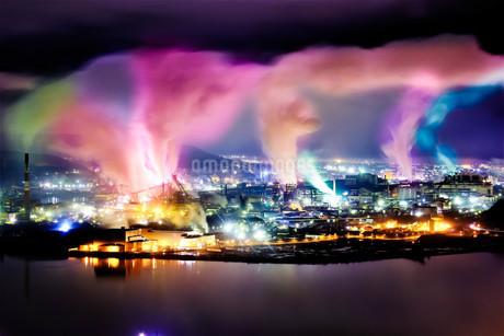 日本 北海道 室蘭市の写真素材 [FYI03390187]
