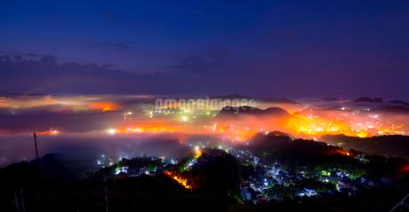 室蘭測量山 日本 北海道 室蘭市の写真素材 [FYI03390191]
