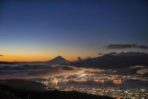 高ボッチ高原 日本 長野県 塩尻市の写真素材 [FYI03390215]