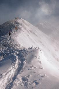 大山 日本 鳥取県 西伯郡の写真素材 [FYI03390307]