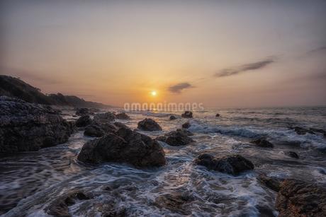 太平洋ロングビーチ 日本 愛知県 田原市の写真素材 [FYI03390345]