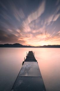 田沢湖 日本 秋田県 仙北市の写真素材 [FYI03390405]