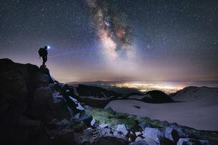鳥海山 日本 山形県 遊佐町の写真素材 [FYI03390420]