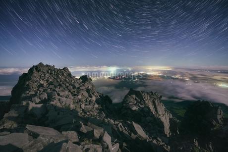 鳥海山 日本 山形県 遊佐町の写真素材 [FYI03390430]