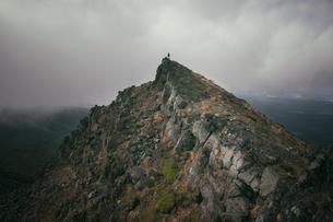 鳥海山 日本 山形県 遊佐町の写真素材 [FYI03390438]