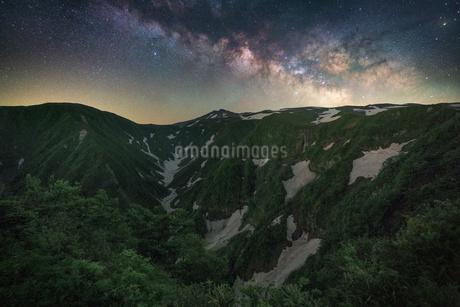 鳥海山 日本 山形県 遊佐町の写真素材 [FYI03390457]