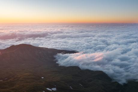 鳥海山 日本 山形県 遊佐町の写真素材 [FYI03390490]