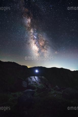 鳥海山 日本 山形県 遊佐町の写真素材 [FYI03390497]