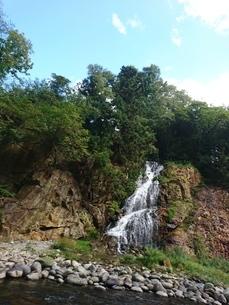 滝の写真素材 [FYI03390579]