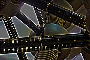 大型測定装置(真空装置)の写真素材 [FYI03390868]