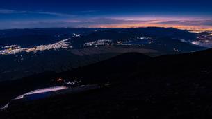 富士山 日本 静岡県 富士宮市の写真素材 [FYI03390951]