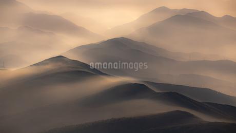 富士山山頂 日本 静岡県 富士宮市の写真素材 [FYI03390959]