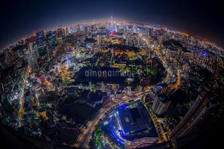 六本木ヒルズ 日本 東京都 港区の写真素材 [FYI03390976]