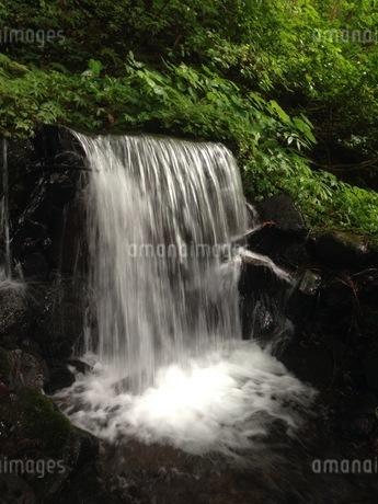 滝の写真素材 [FYI03391014]