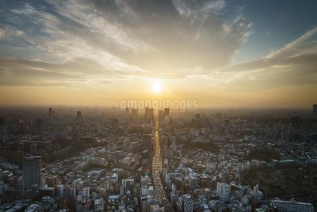 六本木ヒルズ 日本 東京都 港区の写真素材 [FYI03391067]