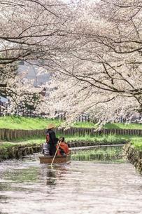 新河岸川(川越) 日本 埼玉県 川越市の写真素材 [FYI03391071]