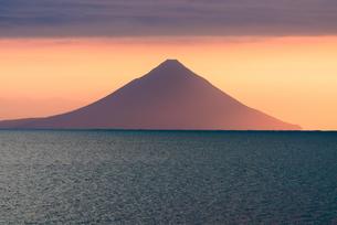 火の神公園 日本 鹿児島県 枕崎市の写真素材 [FYI03391472]