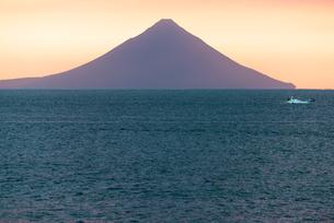 火の神公園 日本 鹿児島県 枕崎市の写真素材 [FYI03391475]
