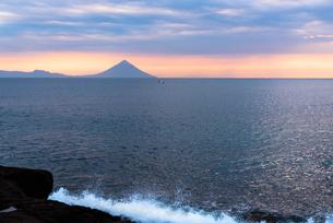 火の神公園 日本 鹿児島県 枕崎市の写真素材 [FYI03391477]