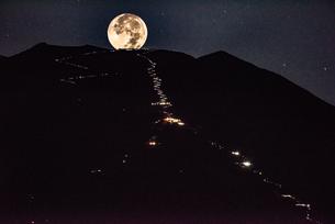 山中湖 日本 山梨県 山中湖村の写真素材 [FYI03391486]
