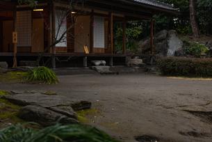 旧島津氏玉里邸庭園の写真素材 [FYI03391575]