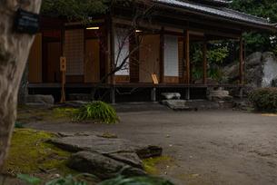 旧島津氏玉里邸庭園の写真素材 [FYI03391578]
