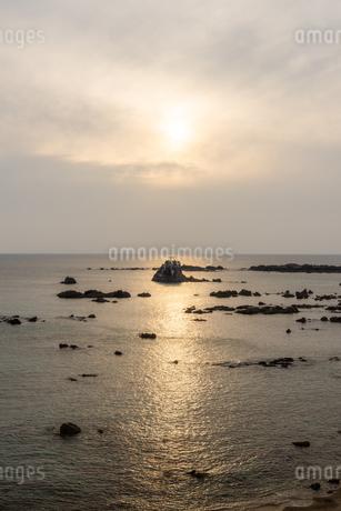 鹿児島県阿久根市牛ノ浜海岸 日本の写真素材 [FYI03391646]