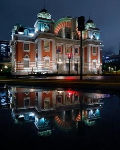 大阪中央公会堂 日本 大阪府 大阪市の写真素材 [FYI03391925]