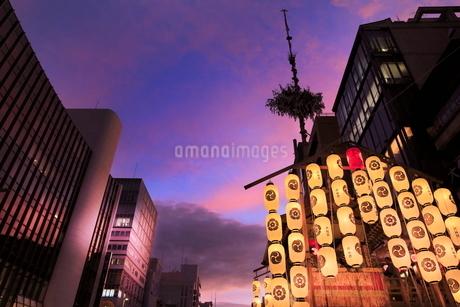 函谷鉾 日本 京都府 京都市の写真素材 [FYI03391944]