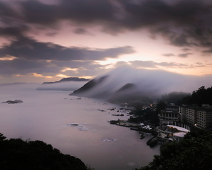 日和山海岸 日本 兵庫県 豊岡市の写真素材 [FYI03391986]