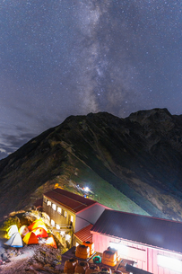 五竜岳 日本 富山県 黒部市の写真素材 [FYI03392104]