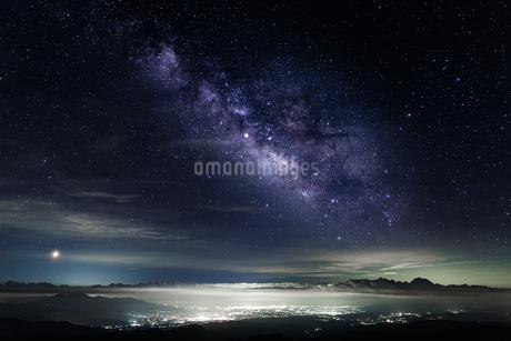 飯豊山(大日岳) 日本 山形県 小国町の写真素材 [FYI03392105]